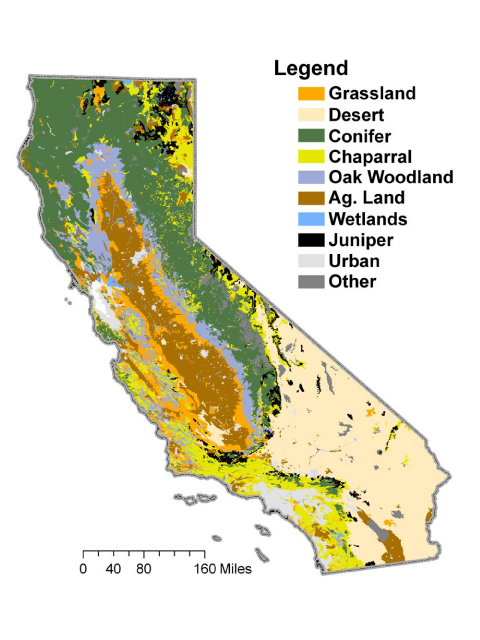California Soil Resource Lab Gis And Digital Soil