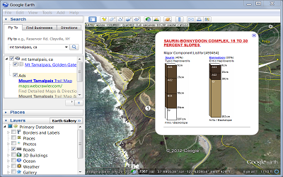 Soilweb earth screenshot