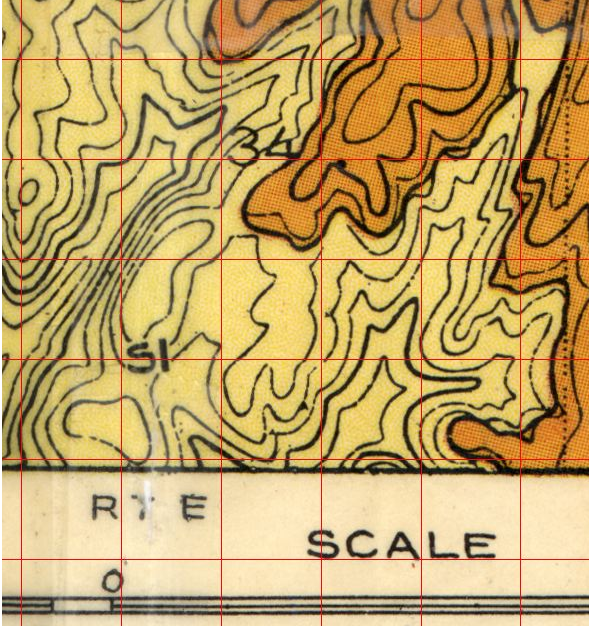 1933 PINN geology map preview